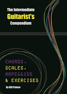 Intermediate Guitarists Compendium by Bill Palmer - Guitar Book